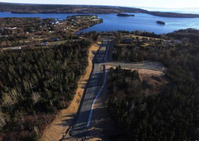 Old Guysborough Road